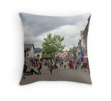 Keswick,England Throw Pillow
