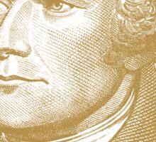 Alexander Hamilton Portrait Sticker