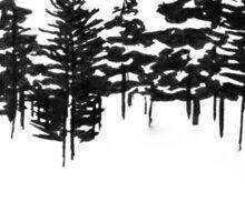 Old Pine Sticker