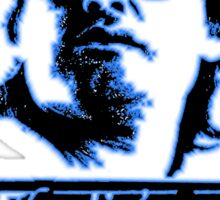 Jack Burton is Haulin' Ass in Little China Sticker