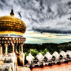 The Pena National Palace, Sintra - Portugal VI  by NSantos