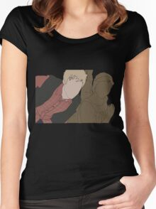 Rory Williams Women's Fitted Scoop T-Shirt