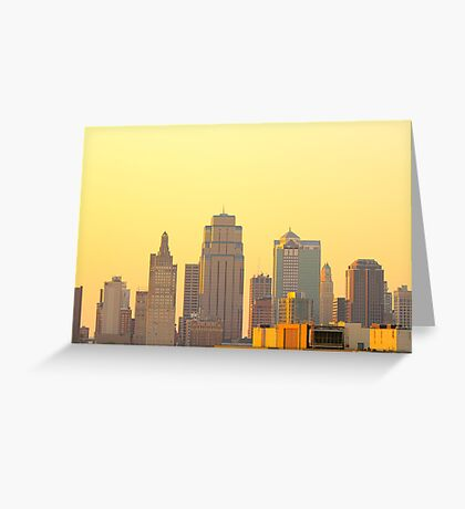 landmarks Greeting Card