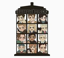 superwholock squad Unisex T-Shirt
