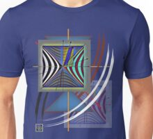 """Minkowski Lightcone Lorentz Transformation""© Unisex T-Shirt"