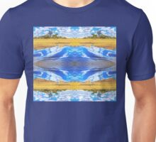 Surfing Safari – Duba Plains style Unisex T-Shirt