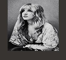 Stevie Nicks is THE White Witch by FolksyTees
