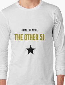 THE OTHER 51 Long Sleeve T-Shirt