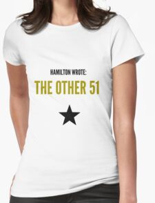 THE OTHER 51 Womens Fitted T-Shirt