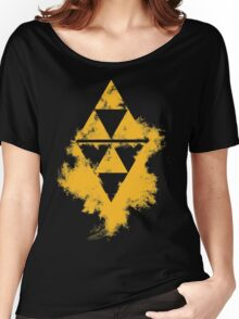 A Link Between Worlds(Halftone) Women's Relaxed Fit T-Shirt
