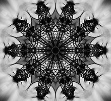 Windmill Kaleidoscope 01 by fantasytripp