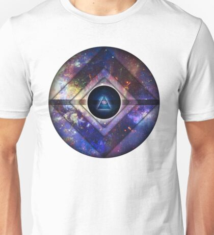 Center of Existence Expanded Unisex T-Shirt