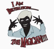 Brutalitops...the magician Kids Clothes