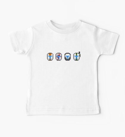 Pixel Delta Squad Helmets (Group) Kids Clothes