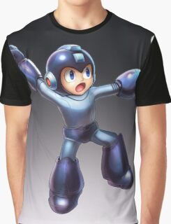 Mega Man Graphic T-Shirt