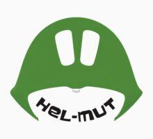 Helmut (Green) Kids Tee