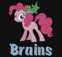 Brains Pinkie  by eeveemastermind
