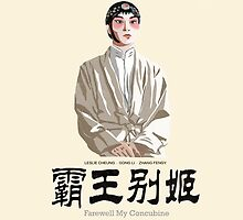 Farewell My Concubine by Giovanni Kuan