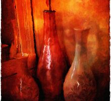 Still Life With Vases by shutterbug2010