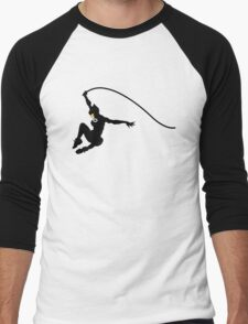 Catwoman Men's Baseball ¾ T-Shirt