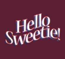 HELLO SWEETIE! by peter chebatte