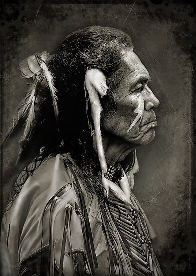 Native American - Vintage by KBritt