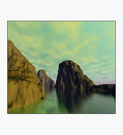Inlet Photographic Print