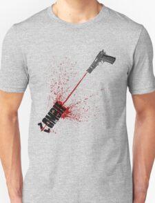 Blood Shot Zombie Unisex T-Shirt