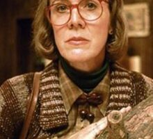Log Lady Sticker