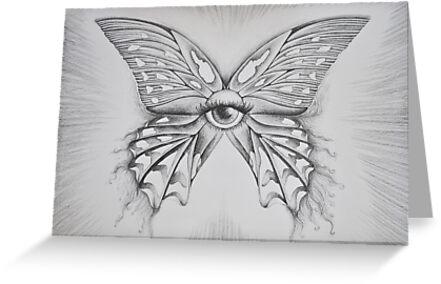 Behold The Eye by ABCardona