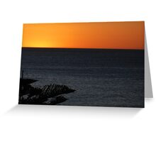 Scarborough Ocean Sky - Western Australia Greeting Card