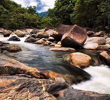 Mossman Gorge, Daintree QLD by mikeofthethomas