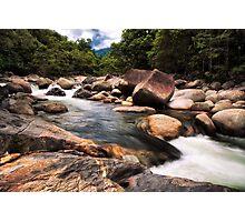 Mossman Gorge, Daintree QLD Photographic Print