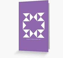 Design 197 Greeting Card