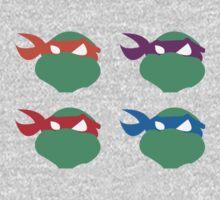 Teenage Mutant Ninja Turtles One Piece - Long Sleeve