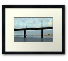 Currumbin Bridge Framed Print