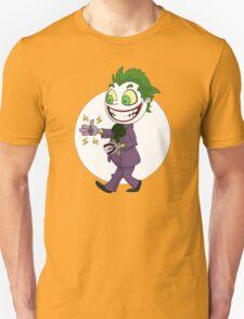 The Joker laughs out loud T-Shirt