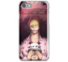 Don't forget, you are free iPhone Case/Skin