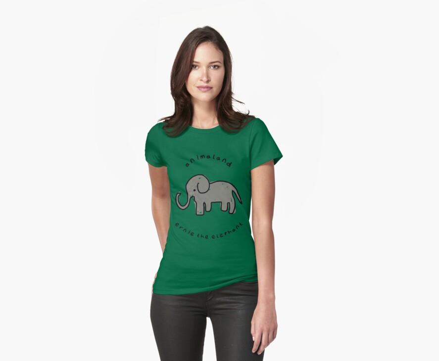 Ernie the Elephant by jackfords