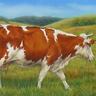 On The Moove by Margaret Stockdale