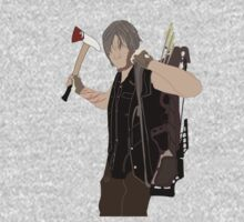 Daryl Dixon  One Piece - Long Sleeve