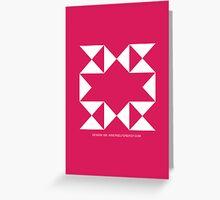 Design 198 Greeting Card