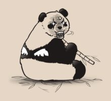 Not So Angelic Panda by japu