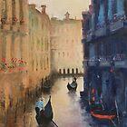 Gondola's Journey by Mick Kupresanin