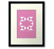 Design 199 Framed Print