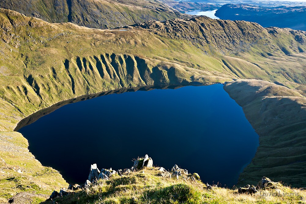 Blea Water, Cumbria by David Lewins