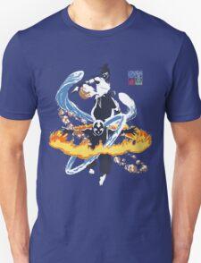 Avatar Aang and Korra Unisex T-Shirt