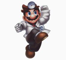 Dr. Mario Kids Tee