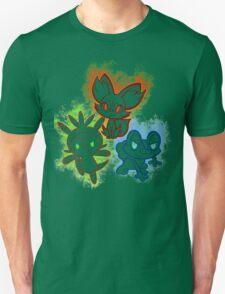 Pokemon squad 6th generation T-Shirt
