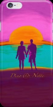 Dino et Nette by guillaume bachelier